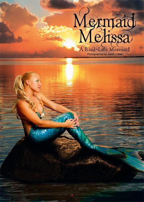 new mermaid video blogs and behind the scenes outtakes