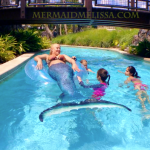 mermaid lazy river resort pool kids games mermaid hotel