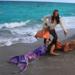 Photo Theme Release: Pirates of the Caribbean Stranger Tides Captain Jack Sparrow & Mermaid Melissa