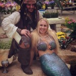 mermaid melissa captain jack pirate & mermaid