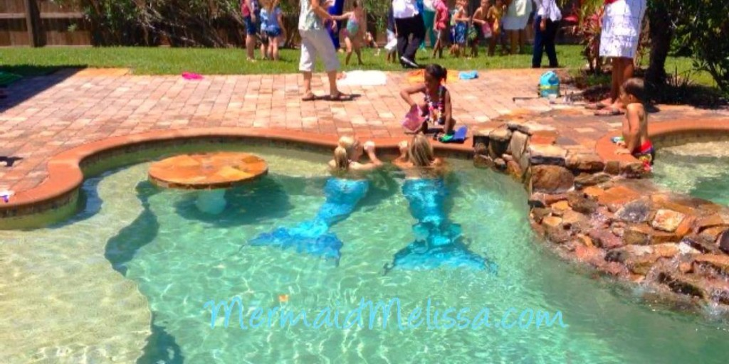 mermaid pool side entertainment mermaid melissa llc