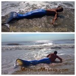 merman mermen king trition beach