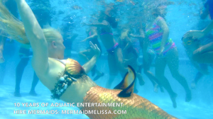 worlds best mermaid professional mermaid underwater