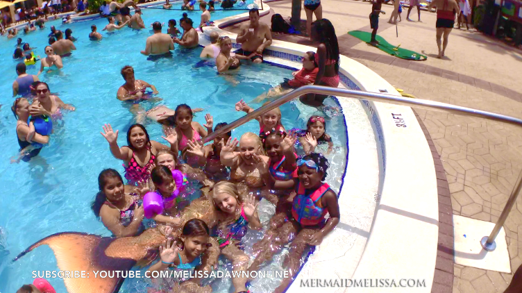 mermaid party mermaid agency kids pool