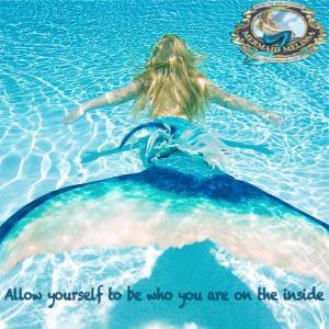 mermaid quotes inspirational mermaids
