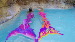 mermaid melissa rainbow tail mermaid entertainers